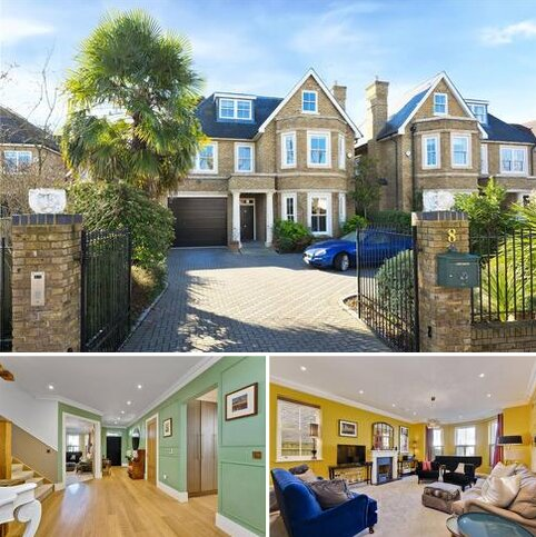 6 bedroom detached house for sale - Beauchamp Road, East Molesey, Surrey, KT8