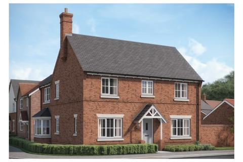 4 bedroom detached house for sale - The Green, Donington le Heath, Coalville, LE67
