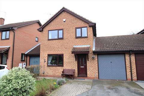 3 bedroom link detached house for sale - Harcourt Crescent, Nuthall, Nottingham, NG16