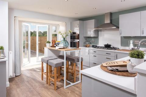 5 bedroom detached house for sale - Plot 290, Moorecroft at David Wilson Marston Fields, Torry Orchard, Marston Moretaine, BEDFORD MK43