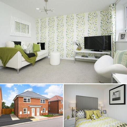 2 bedroom end of terrace house for sale - Plot 157, Kenley at Torne Farm, Bankwood Crescent, New Rossington, DONCASTER DN11