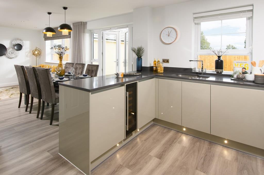 Radleigh kitchen diner