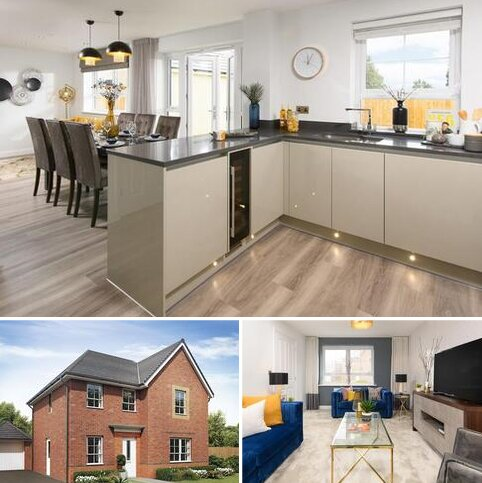 4 bedroom detached house for sale - Plot 83, Radleigh at Chapel Fields, Glebe Road, Loughor, SWANSEA SA4