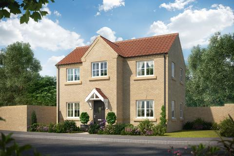 4 bedroom detached house for sale - Plot 147, The Shipley Special at Wolds View, Bridlington Road, Driffield YO25