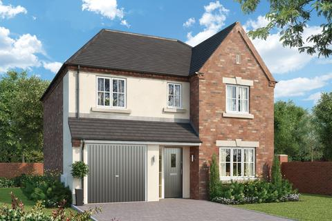 4 bedroom detached house for sale - Plot 147, The Middleham at Wolds View, Bridlington Road, Driffield YO25