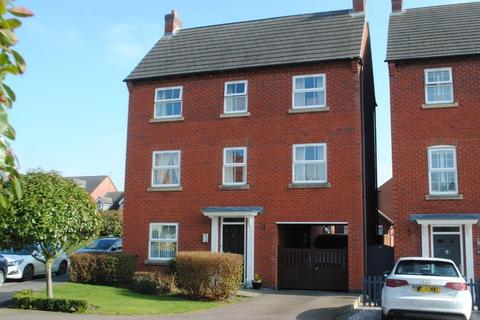 4 bedroom detached house for sale - Willowbrook Way, Rearsby, Leicester