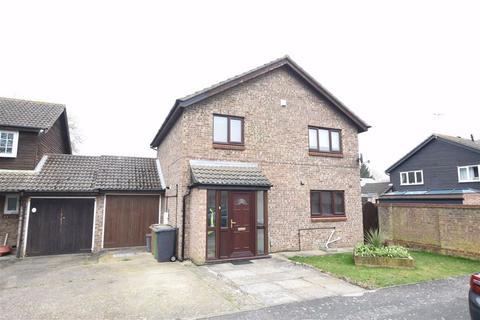 4 bedroom detached house for sale - Muirfield Road, Wellingborough