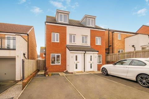 3 bedroom semi-detached house for sale - Celandine Gardens, Bishop Cuthbert, Hartlepool