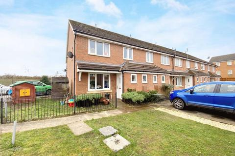 2 bedroom end of terrace house for sale - Liberty Park, Brough
