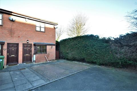 2 bedroom end of terrace house for sale - Foxglove Court, Clive Street, Hereford