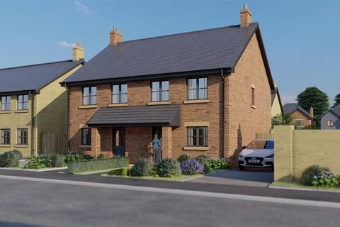 3 bedroom semi-detached house for sale - Plot 25, The Tofts, Bacchus Lane, South Cave
