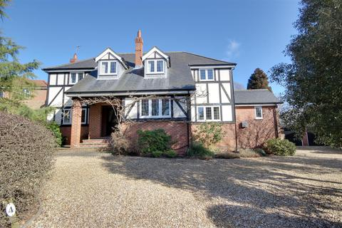 5 bedroom detached house for sale - St. Barnabas Drive, Swanland, North Ferriby