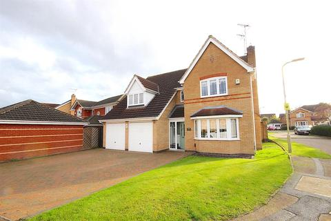 4 bedroom detached house for sale - Carnation Close, Leicester Forest East