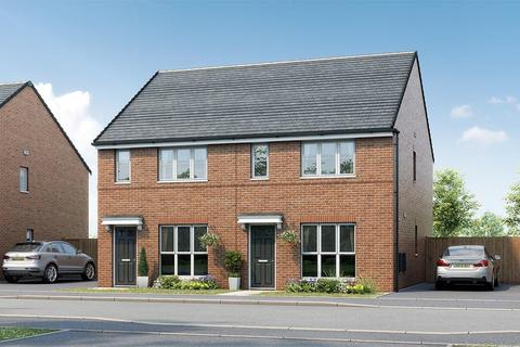 3 bedroom house for sale - Plot 43, The Danbury at Aspire, Leeds, Swallow Crescent LS12