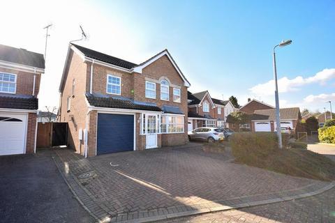 4 bedroom detached house for sale - Wallace Binder Close, Maldon, Essex, CM9