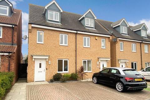 3 bedroom semi-detached house for sale - Alexandra Chase, Cramlington, Northumberland, NE23 6AA