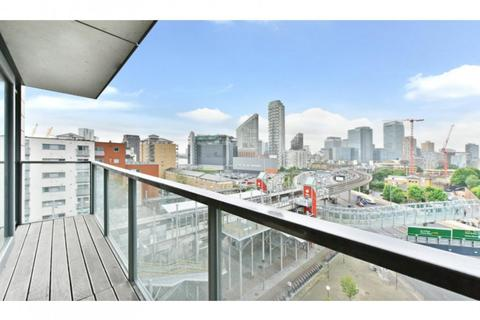 1 bedroom flat to rent - Elektron Tower, Blackwall Way, Canary Wharf