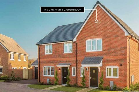 2 bedroom terraced house for sale - Sheerwater Way, Chichester, PO20