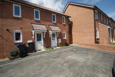 2 bedroom end of terrace house to rent - Pickernell Road, Tidworth, SP9