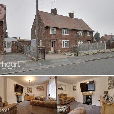 3 bedroom semi-detached house for sale - Seymour Road, Nottingham