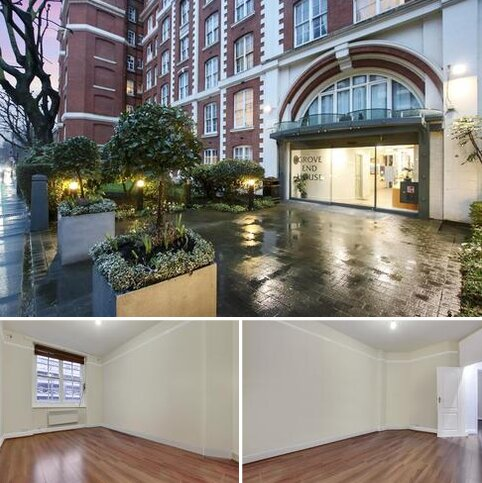 2 bedroom apartment to rent - Grove End House, St. John's Wood, London NW8