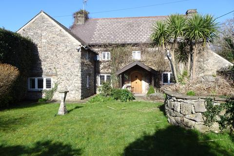 4 bedroom detached house for sale - OLD WEST FARMHOUSE, WEST ROAD, NOTTAGE VILLAGE, PORTHCAWL, CF36 3SS