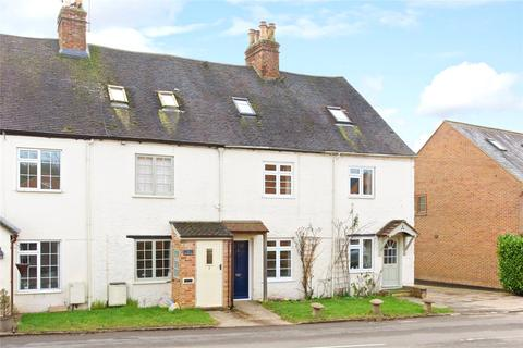 3 bedroom terraced house for sale - The Barracks, Main Street, Gawcott, Buckinghamshire, MK18