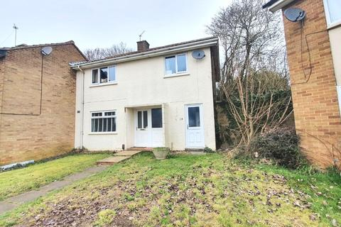 3 bedroom end of terrace house for sale - Bourne Crescent, Kings Heath, Northampton NN5 7JD