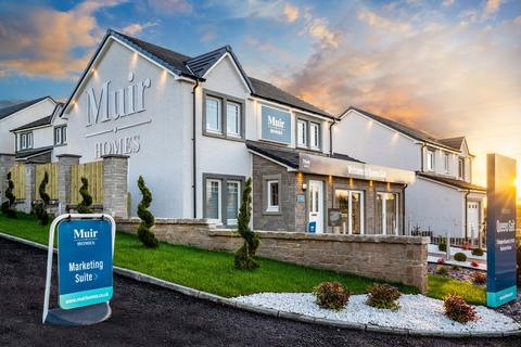 3 bedroom detached house for sale - Plot 4, The Cheviot at The Clachan, The Clachan AB12