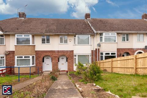 3 bedroom terraced house for sale - Rothersthorpe Road, Northampton NN4