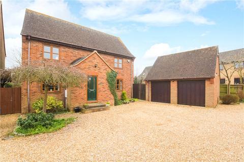 4 bedroom detached house for sale - Elmfield Close, Potterspury, Towcester, Northamptonshire, NN12