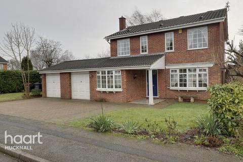 5 bedroom detached house for sale - Milton Rise, Nottingham
