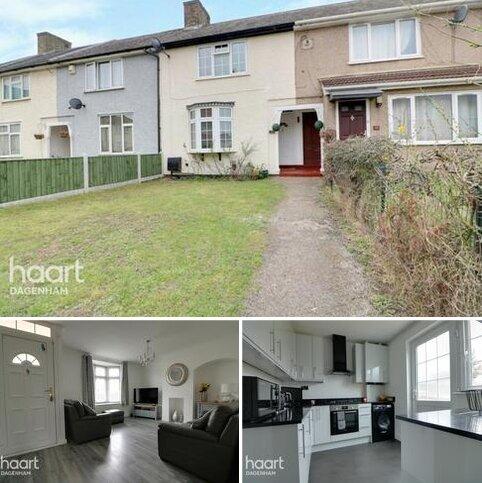 2 bedroom terraced house for sale - Rosedale Gardens, Dagenham