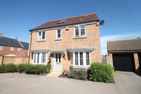 4 bedroom detached house for sale - Middleton Road, Middlemore, Daventry NN11 8BH