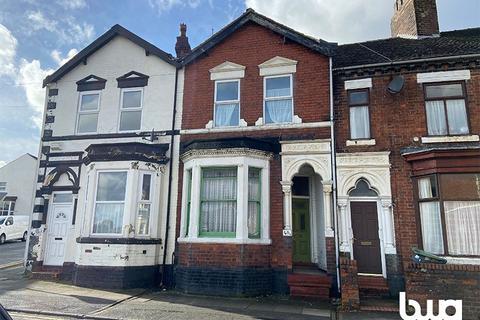 2 bedroom terraced house for sale - St. John Street, Hanley, Stoke-on-Trent, ST1 2HX