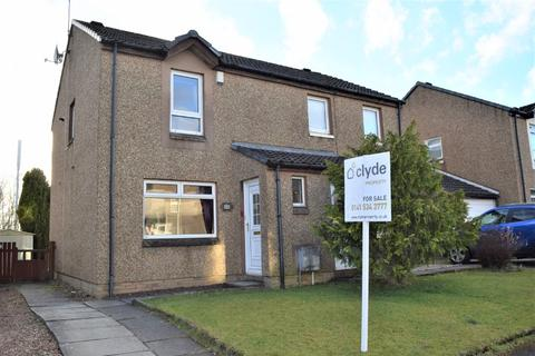 3 bedroom semi-detached villa for sale - Leven Way , Mossneuk , East Kilbride , G75 8NQ