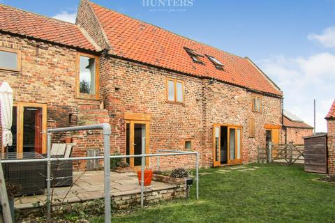 4 bedroom barn conversion for sale - East Ferry Road, Wildsworth, Gainsborough, DN21 3EB