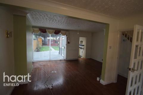 3 bedroom terraced house to rent - St Peters Road, N9