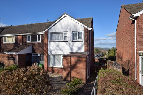 3 bedroom end of terrace house for sale - Redhills, Redhills, EX4
