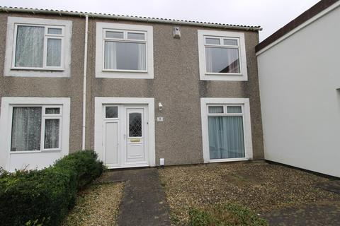3 bedroom end of terrace house for sale - Priddy Court , Whitchurch , Bristol, BS14 9LX
