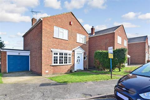 3 bedroom detached house for sale - Weatherly Drive, Broadstairs, Kent