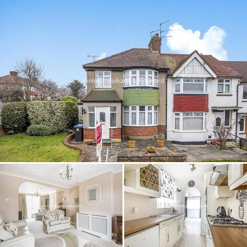 3 bedroom semi-detached house for sale - Linden Way, Southgate