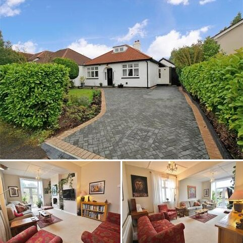 3 bedroom detached bungalow for sale - St Edeyrns Road, Cyncoed, Cardiff
