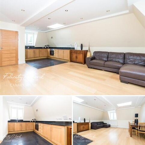 2 bedroom flat to rent - Clemence St, E14