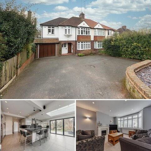 4 bedroom semi-detached house for sale - Upper Selsdon Road, South Croydon, Surrey
