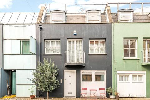 4 bedroom mews to rent - Alba Place, London, W11