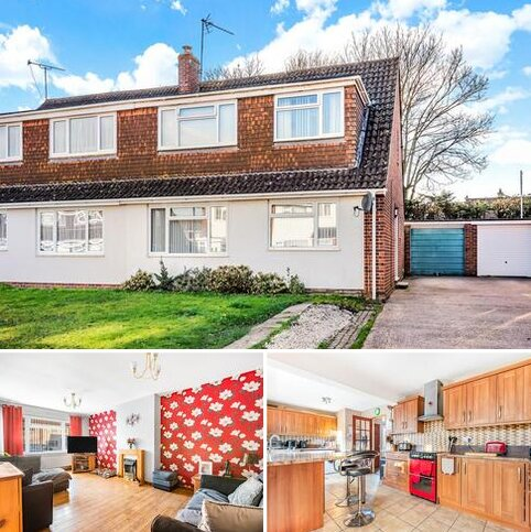 4 bedroom semi-detached house for sale - Ruskin Drive, Warminster