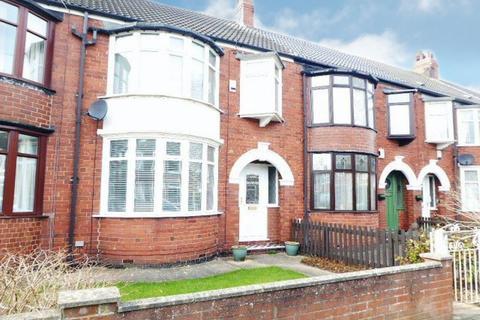 3 bedroom terraced house to rent - Huntley Drive, Hull, HU5 4DP