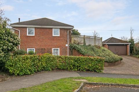 3 bedroom detached house for sale - Forbes Road, Kings Worthy, Winchester, SO23