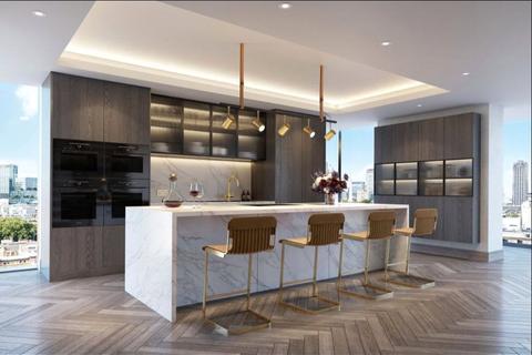 2 bedroom penthouse for sale - 250 City Road, EC1V